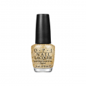 OPI Alice A Mirror Escape 15 ml Nagellack NLBA6 Farbe: Glitzerndes Gold