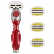 Shave-Lab Starter Set SEIS Rouge P.L.6+ WOMEN