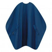 Trend-Design Classic Haarschneideumhang Marineblau