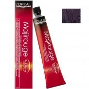 L'Oréal Professionnel Majirouge 4,20 mittelbraun intensives violett 50 ml