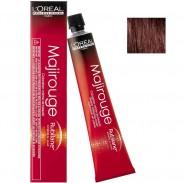 L'Oréal Professionnel Majirouge 4,65 mittelbraun intensiv rot mahagoni 50 ml