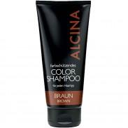 Alcina Color Shampoo Braun 200 ml