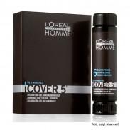 Loreal Homme Cover 5 Grauhaarkaschierung Schwarz/Braun 50 ml