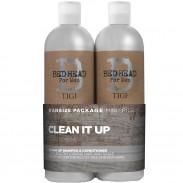 Tigi Bed Head For Men Clean Up Tween Duo