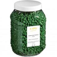 X-EPIL Warmwachs Perlen grün