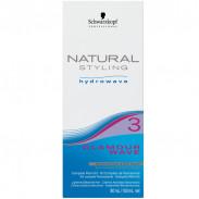 Schwarzkopf Natural Styling Hydrowave Glamour Wave KIT 3