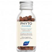 Phyto Phytophanère Nahrungsergänzungskapseln Haare & Nägel 120 Kapseln