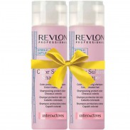 Revlon Interactives Color Sublime Shampoo 250 ml + gratis Color Sublime Shampoo 250 ml