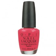 OPI Nagellack NLB35 Charged-Up Cherry