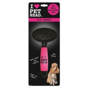 Pet Head Pink Pin Grooming Brush Fellbürste;Pet Head Pink Pin Grooming Brush Fellbürste