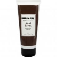 PUR HAIR Colour Refreshing Mask Dark Brown 200 ml