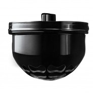 Water Bobble Jug Ersatzfilter schwarz