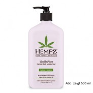 Hempz Vanilla Plum Herbal Body Moisturizer