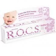 R.O.C.S. Zahncreme Baby Lindenaroma