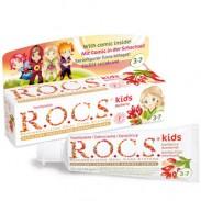 R.O.C.S. Zahncreme Kids Berberitze