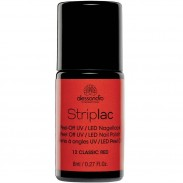 alessandro International Striplac 12 Classic Red 8 ml