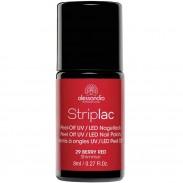 alessandro International Striplac 29 Berry Red 8 ml