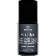 alessandro International Striplac 76 New York Grey 8 ml