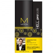 Paul Mitchell Mitch Construction Paste XMAS Survival Kit