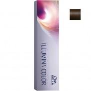 Wella Illumina 4 mittelbraun