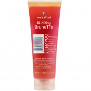 Lee Stafford Blinding Brunette Shampoo 250 ml