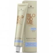 Schwarzkopf Blondme Bleach & Tone 60 ml