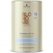 Schwarzkopf Blondme Premium Aufheller+9 450 gr