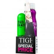 Tigi Bed Head Superstar Queen for a day 320 ml + Bed Head Elasticate Shampoo 250 ml