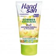 Handsan 2 in 1 Sommerhandcreme 75 ml