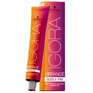 Schwarzkopf Igora Vibrance Gloss & Tone 7-4 Mittelblond Beige 60 ml
