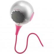 """UKI Reisefön """"Microphone"""" pink"""