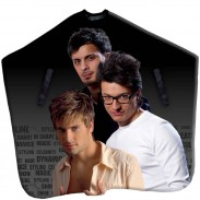 TREND DESIGN Haarschneideumhang 3 MEN