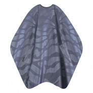 TREND DESIGN NANO Compact Färbeumhang Grau
