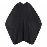 Trend-Design NANO Compact Uni Färbeumhang mit Druckverschluss Schwarz