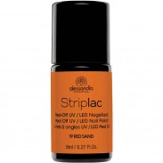 alessandro International Striplac 19 Red Sand 8 ml