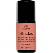 alessandro International Striplac 20 Toffee Nut 8 ml