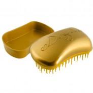 Dessata Entwirrungs-Taschenbürste new gold