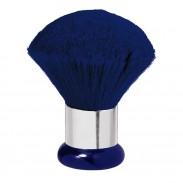 Comair Nackenwedel Jumbo blau mit Silberring
