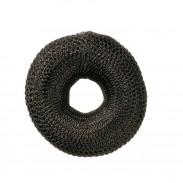Comair Knoten-Ring Ø 8 cm schwarz