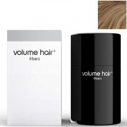 Volume Hair Fibers Hellbraun 12 g
