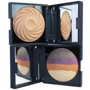 STAGECOLOR Color Comfort Eyeshadow Quartet Multicolor