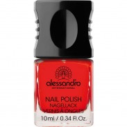 alessandro International Nagellack 12 Classic Red 10 ml