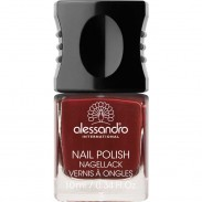 alessandro International Nagellack 24 Shiny Aubergine 10 ml