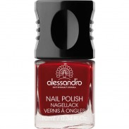 alessandro International Nagellack 26 Velvet Red 10 ml