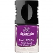 alessandro International Nagellack 48 Mummy´s Plum Pie 10 ml