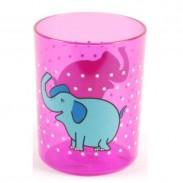 Solida Kinderbecher Elefant, pink