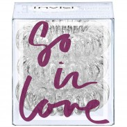 Invisibobble Sweetheart Edition so in love (sparkling clear) 3 Stück