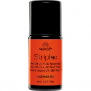 alessandro International Striplac 14 Orange Red 8 ml