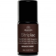 alessandro International Striplac 83 Black Cherry 8 ml