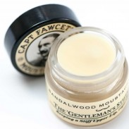Captain Fawcett's Moustache Wax sandelholz 15 g